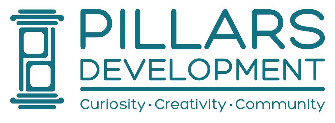 Pillars Development | Curiosity, Creativity, Community